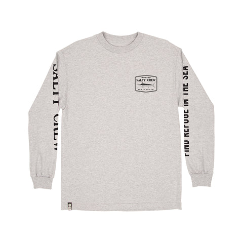 Stealth Athletic Heather L/S Standard Tee