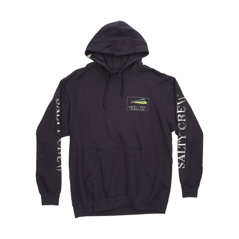 El Dorado Navy Hood Fleece