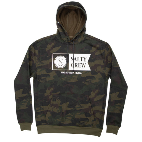 Skiff Tech Camo Fleece