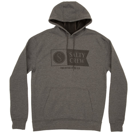 Skiff Tech Charcoal Fleece