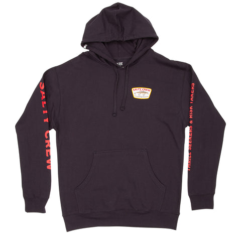 Hardbait Navy Hooded Fleece