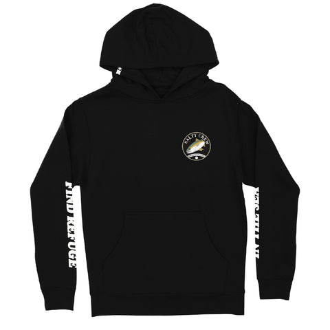 Homeguard Black Boys Fleece