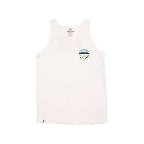 Dawn Patrol White Tank