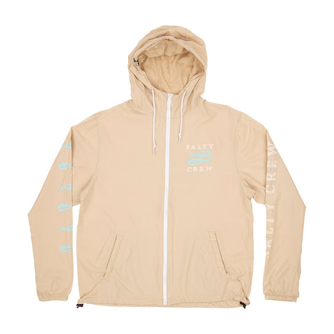 Salty Crew men's windbreaker.