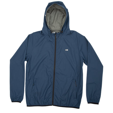 Seawall Navy Packable Jacket