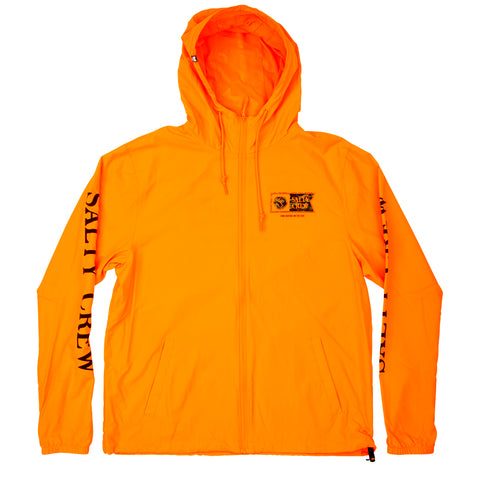 Alpha Decoy Orange Windbreaker