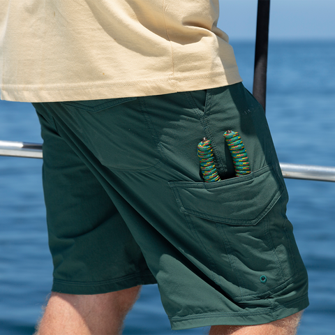 Deep Sea II Alpine Cargo Shorts
