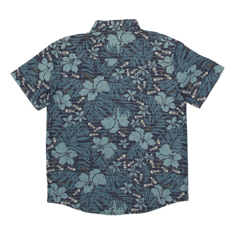 Salty Crew men's woven shirt.