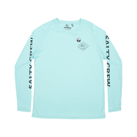 Hotwire Pinnacle Raglan - Aqua