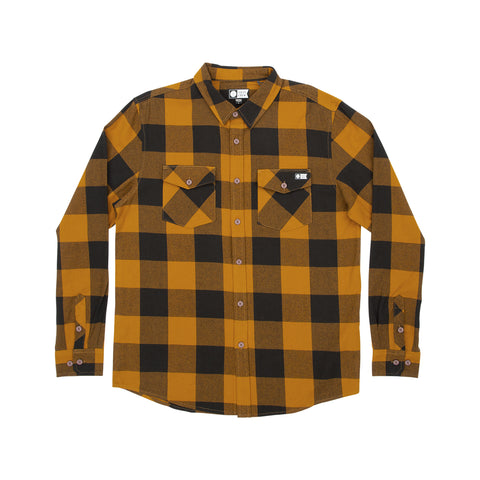 Buffer Bronze Flannel