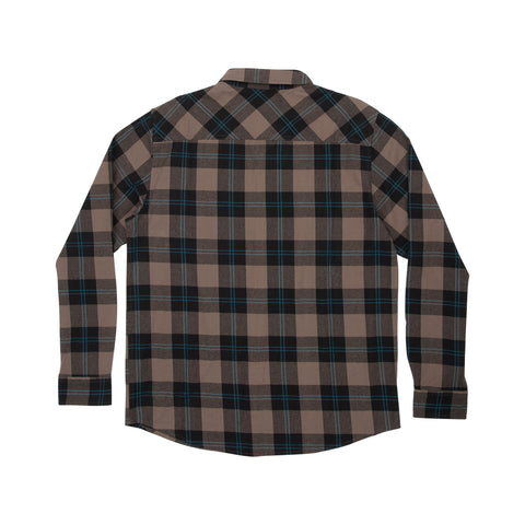Inshore Tan Flannel