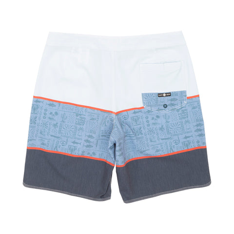 Overboard Blue Boys Boardshorts