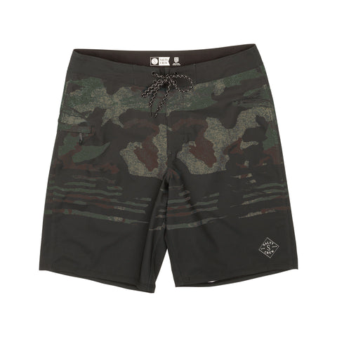 Whitecaps Camo Boardshorts