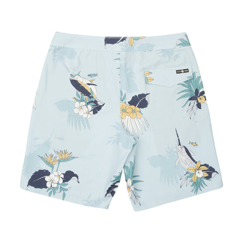 Catalina Light Blue Boardshorts