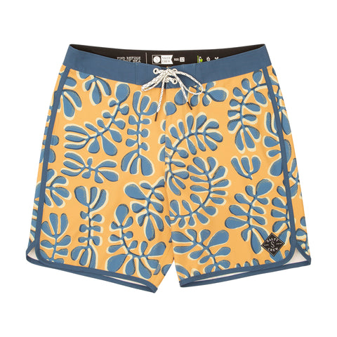 Day Tripper Gold Boardshorts