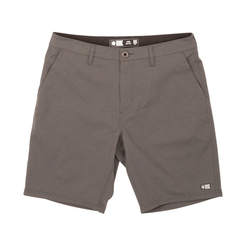 Drifter 2 Charcoal Perforated Shorts