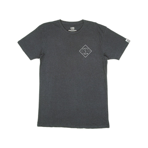 Tippet Charcoal Heather Premium S/S Tee