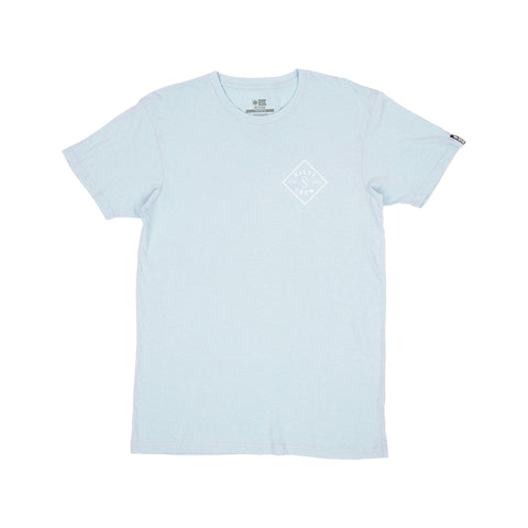 Tippet Light Blue Heather Premium S/S Tee