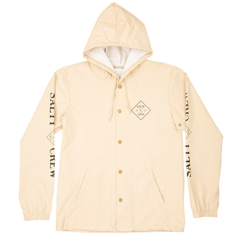 Tippet Cream Snap Jacket