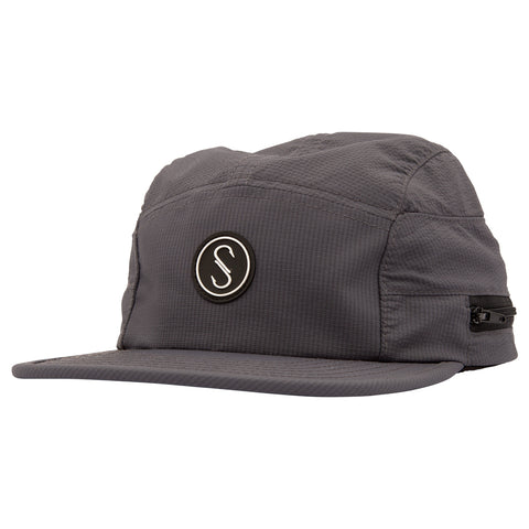 Salty Crew men's hat with sunshade.