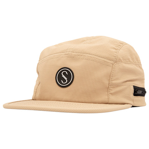 Salty Crew men's hat with sun shade.