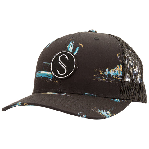 Decoy Stealth Retro Trucker