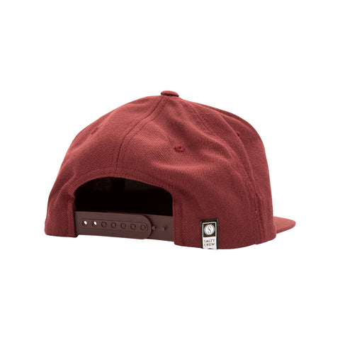 Grey Ghost Burgundy 6 Panel