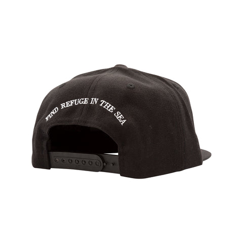 Boatyard Black 6 Panel