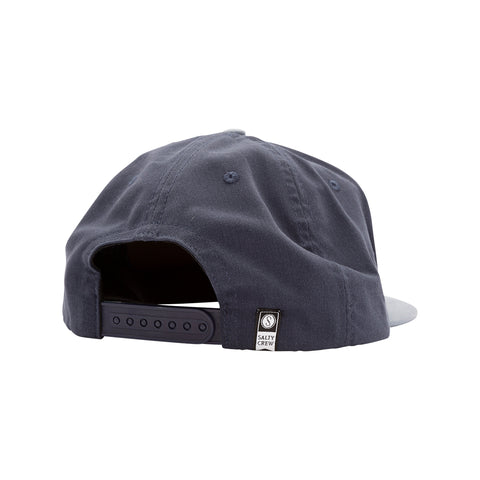 Sneak Attack Navy/Heather 5 Panel