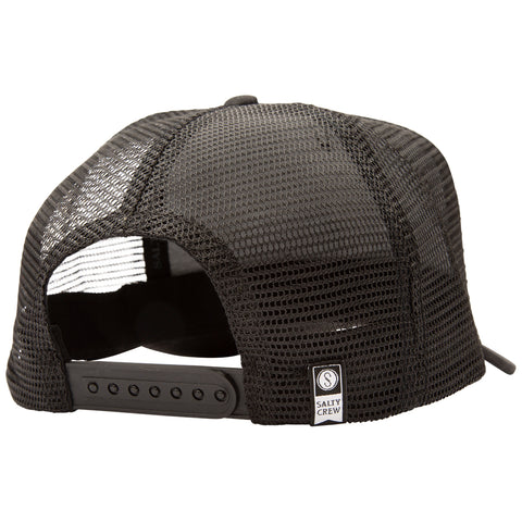 Baybass Black Boys Retro Trucker
