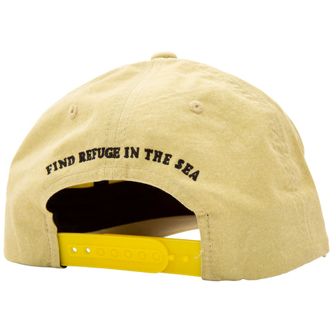 Old Yeller Gold 6 Panel