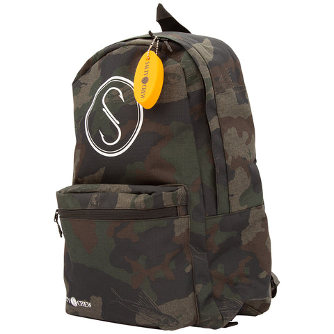Buoy Camo Back Pack