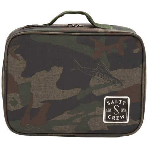 Deckhand Camo Lunch Bag