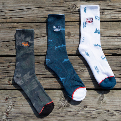 Cruiser Socks 3 Pack