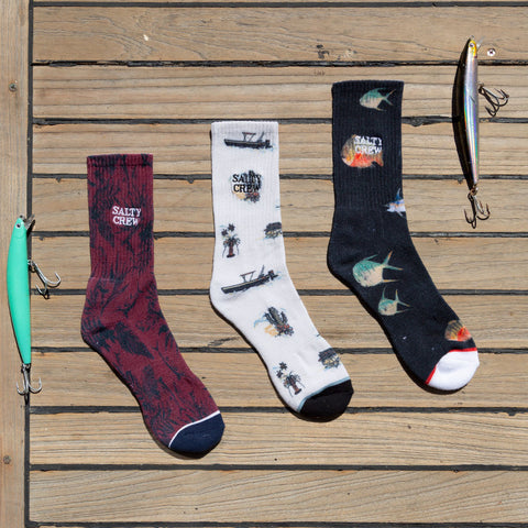 Cruiser II Socks 3 Pack