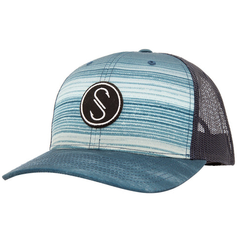 Decoy Cobalt Retro Trucker