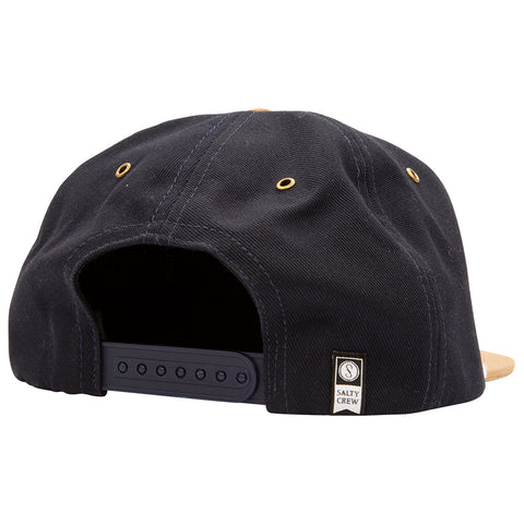 Hardbait Navy/Tan 5 Panel