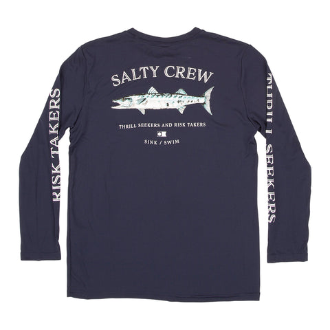 Salty Crew boys tech tee.