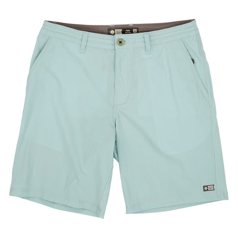 Breakline Dusty Blue Utility Shorts