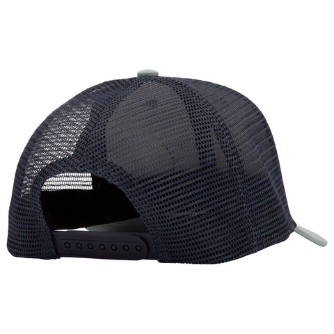 Pinnacle Mist/Navy Retro Trucker