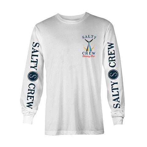 Salty Crew long sleeve t-shirt.