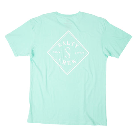 Tippet Sea Foam S/S Tee