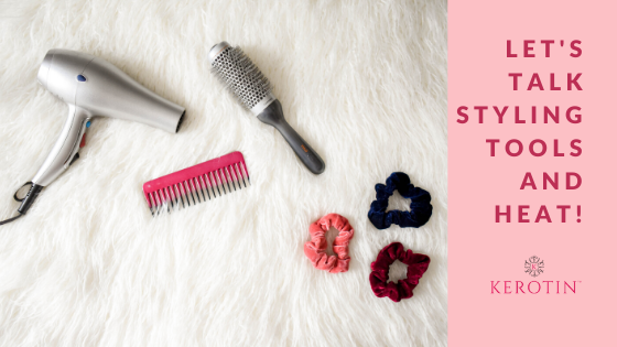 Let's Talk Styling Tools & Heat