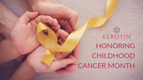 Honoring Childhood Cancer Month