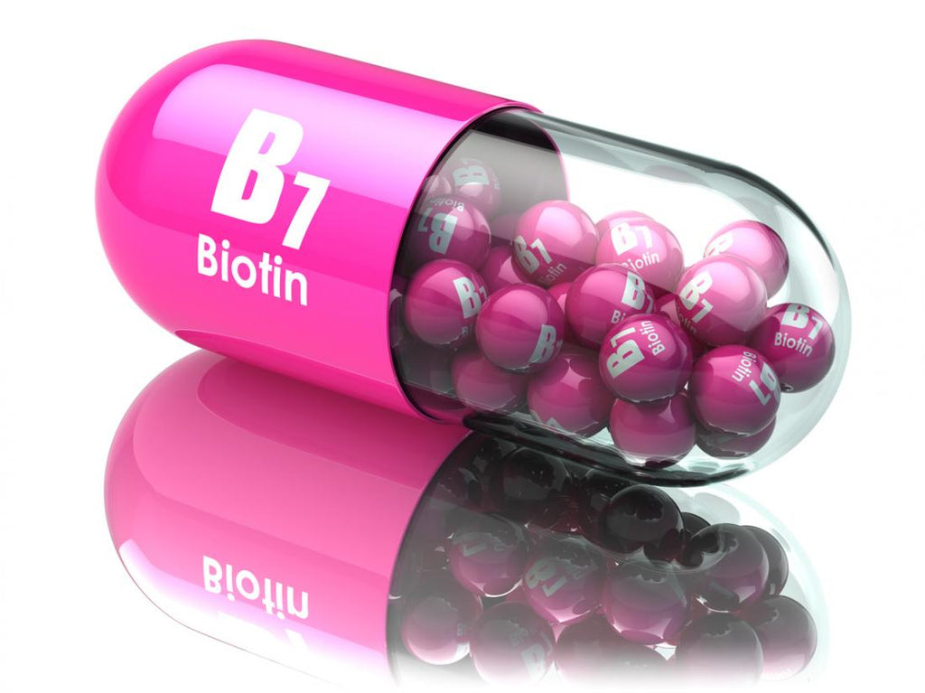 What is Biotin and How Does It Help Hair Grow?