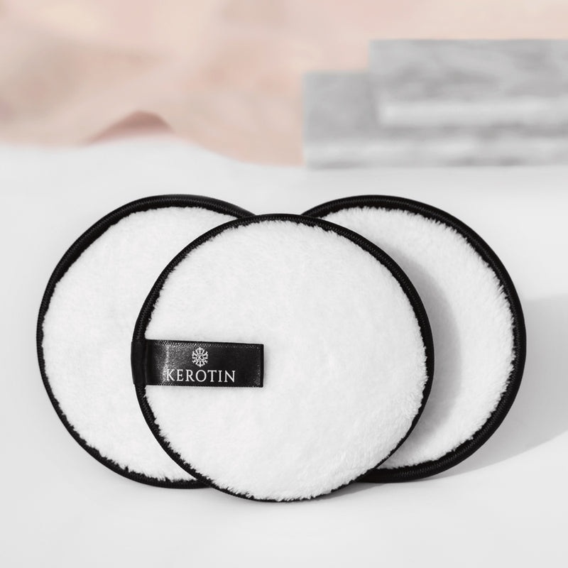 Make Up Remover Microfiber Pads