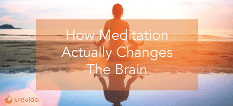 How Meditation Actually Changes The Brain