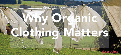 Why Organic Clothing Matters