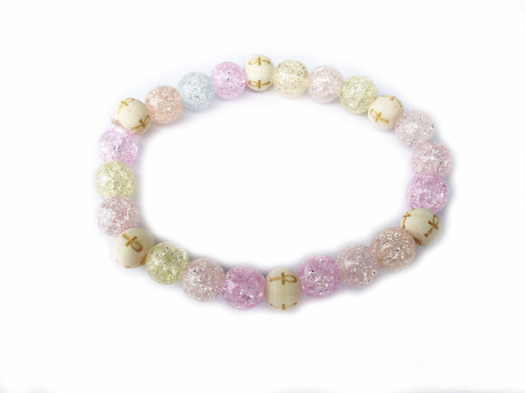 GUIDING (Frizzle Crystal Stone Bracelet)