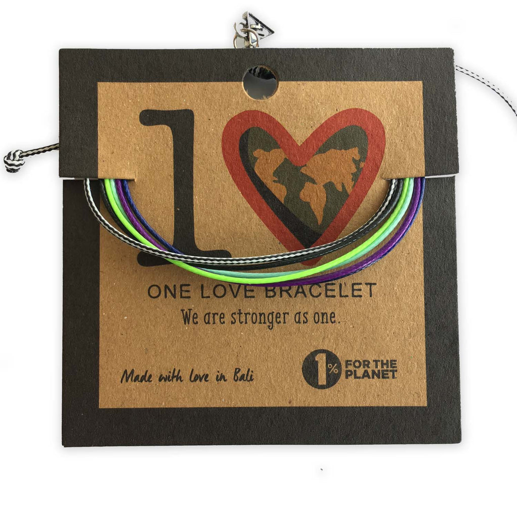 UNIQUE One Love Bracelet